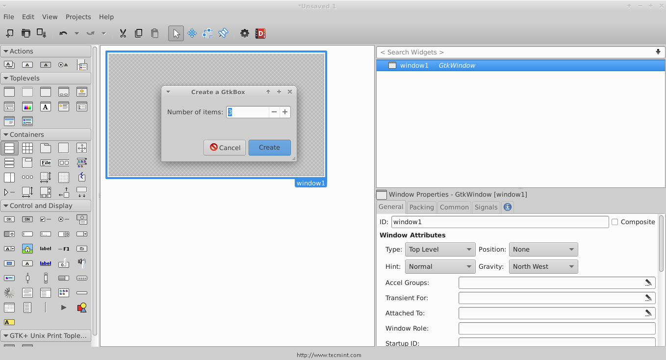 Create More Advance GUI Applications Using PyGobject Tool in Linux