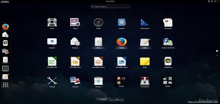 Fedora 21 Released
