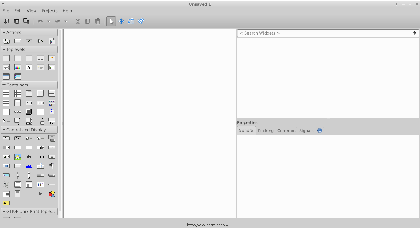 Create More Advance GUI Applications Using PyGobject Tool in