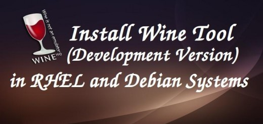 Install Wine Development Version