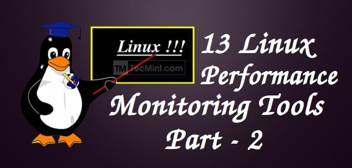 Linux Performance Monitoring