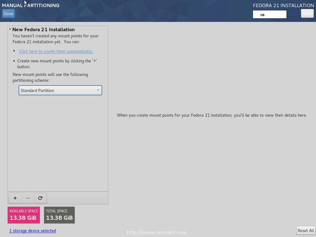fedora 21 workstation installation guide with screenshots rh tecmint com Fedora Hats for Men Fedora Hats for Women