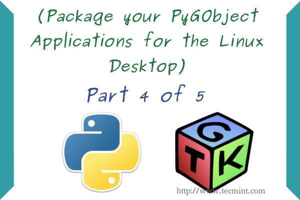 Packaging Applications as Deb Package