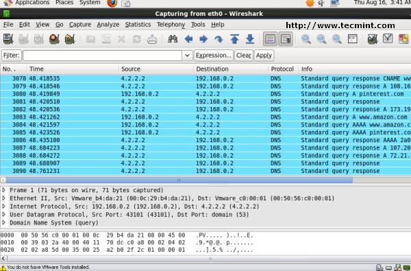 Wireshark Network Analyzer