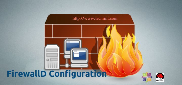 How to Configure 'FirewallD' in RHEL/CentOS 7 and Fedora 21