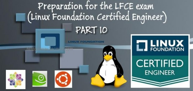 LFCE - Linux Foundation Certified Engineer - Magazine cover