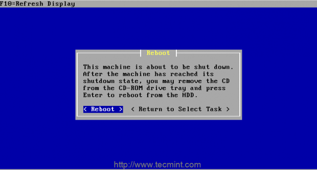 Reboot Machine