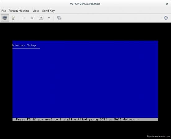 KVM Virtual Machine Installation