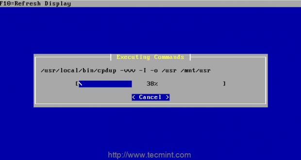 pfSense Installation Process