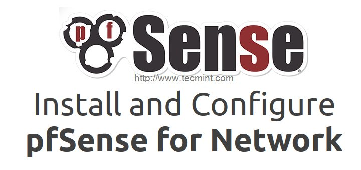 how to install and configure pfsense 215 firewall