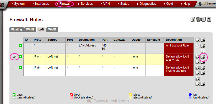 How To Setup Failover And Load Balancing In Pfsense Part 2