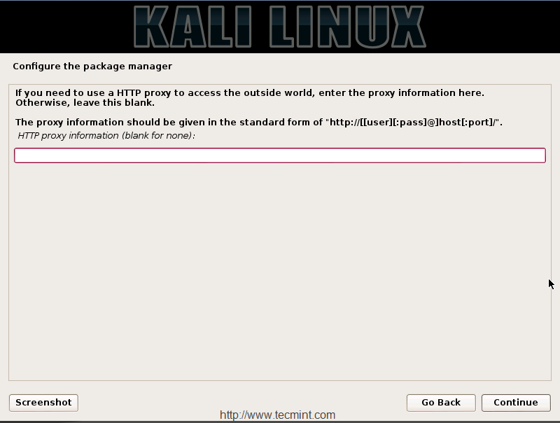 Kali Linux 1 1 0 Released - Installation Guide with Screenshots - Part 2
