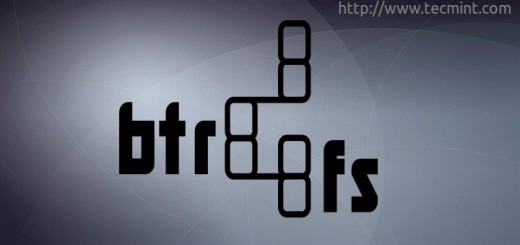 Create Btrfs Filesystem in Linux