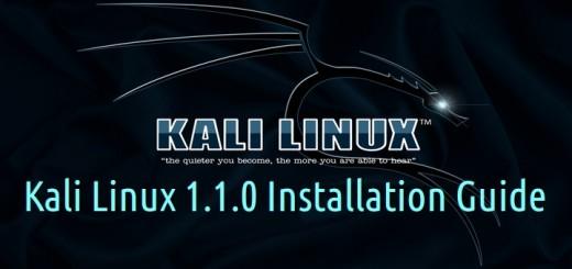 Kali Linux Installation
