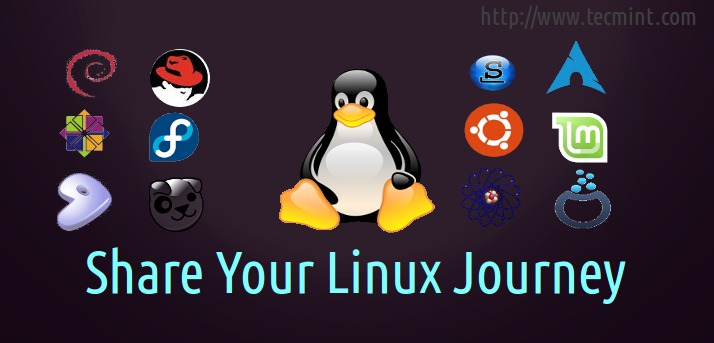 Share Your Linux Story