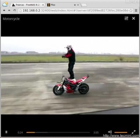 Stream Videos with Plex