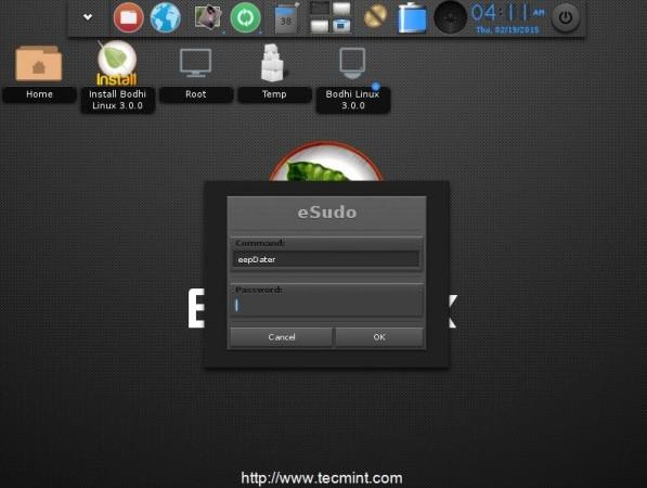 eepDater: System Updater