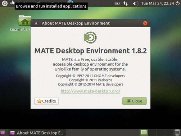 About Ubuntu Mate