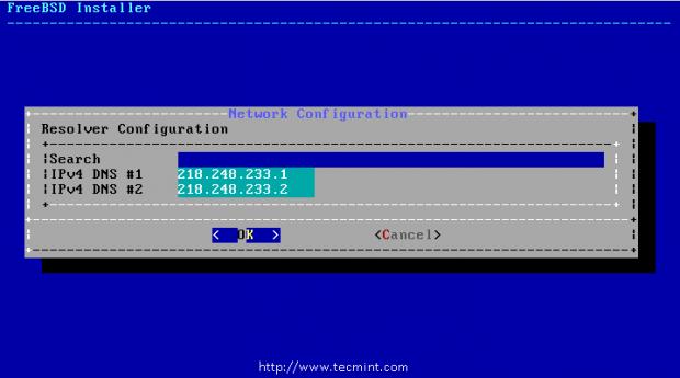 Add DNS Server IP