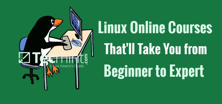 Linux Online Training Courses
