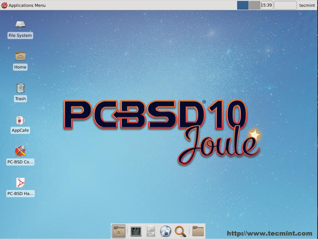 PC-BSD download