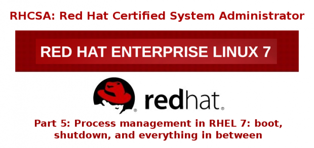 RHEL 7 Boot Process