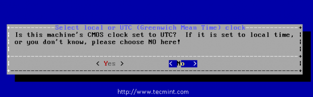Select System Clock