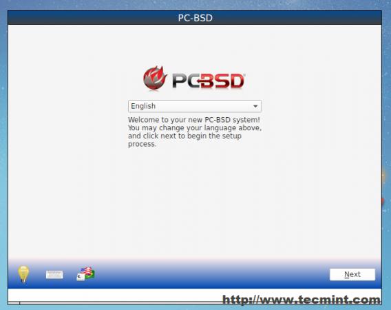 Set Desktop Language