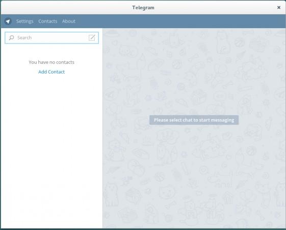 Telegram Interface