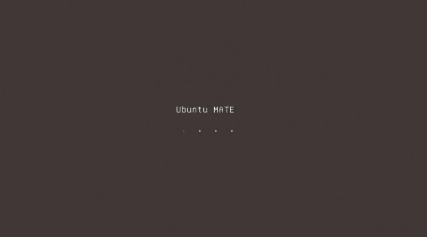 Ubuntu Mate Booting