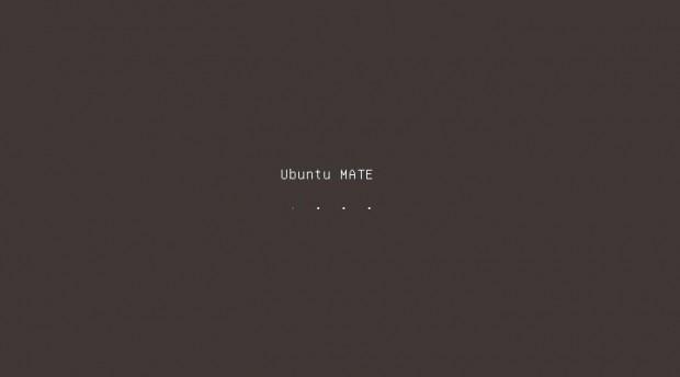 Ubuntu Mate Booting