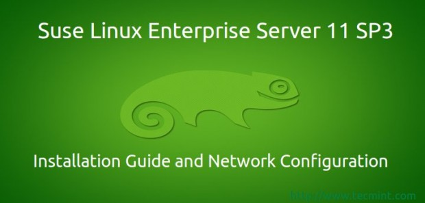 SUSE Linux Enterprise Server 11 SP3 Installation Guide