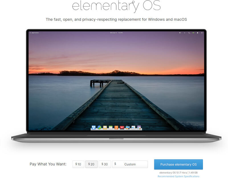 Download Elementary OS