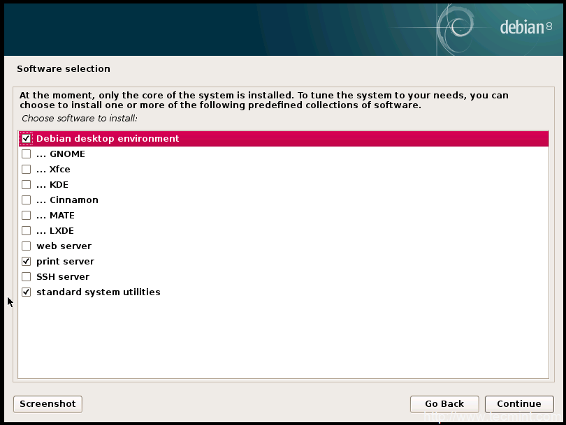 Debian 8 0 Jessie Released - Fresh Installation Guide and