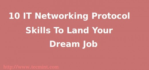 10 IT Networking Protocol Skills
