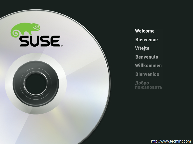 Howto install sles 12 (suse linux enterprise server).