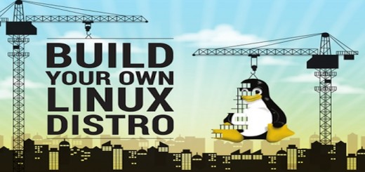 Create Own Linux Distro