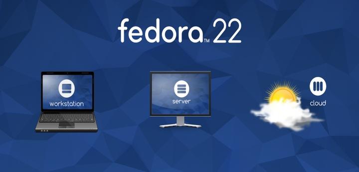 Download Fedora 22