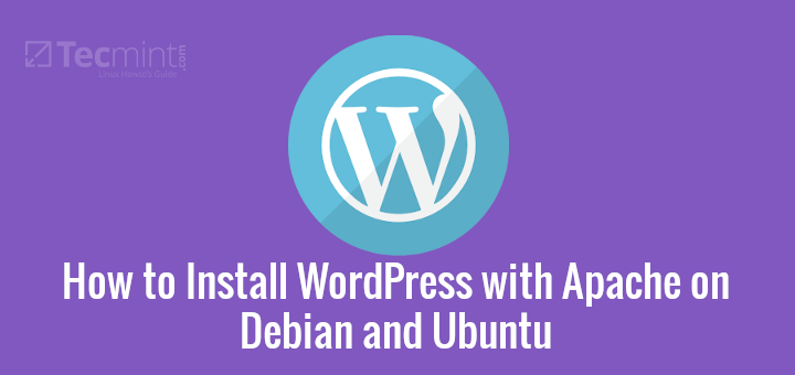 Install WordPress on Apache Ubuntu