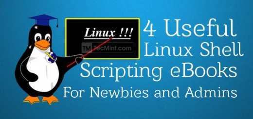 Linux Shell Scripting eBooks