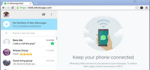 WhatsApp on Linux