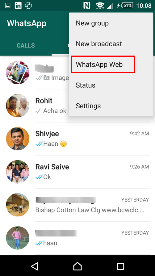 How to Use WhatsApp on Linux Using