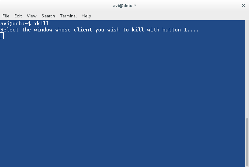 How to Kill Linux Processes/Unresponsive Applications Using