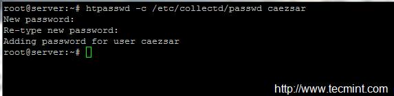 Apache Password Protection