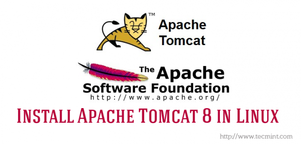 Install Apache Tomcat 8 in Linux