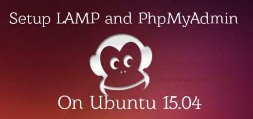 Install LAMP on Ubuntu 15 04