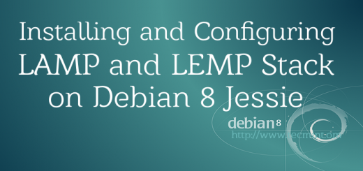 Installing LAMP and LEMP on Debian 8