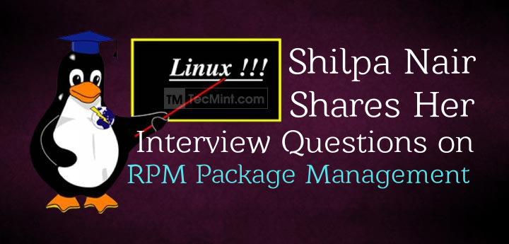 Linux Interview Questions on RPM