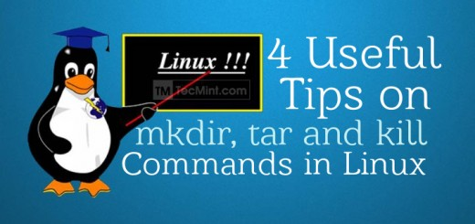 Linux Useful Tips