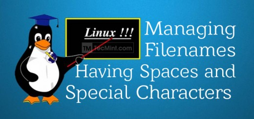 Manage Linux Filenames with Special Characters
